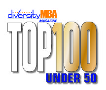 Diversity MBA's Top 100 under 50 Diverse Executive Leaders