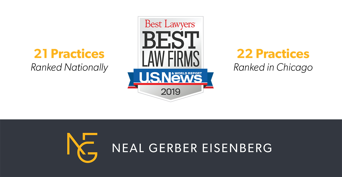 U S  News – Best Lawyers 2019